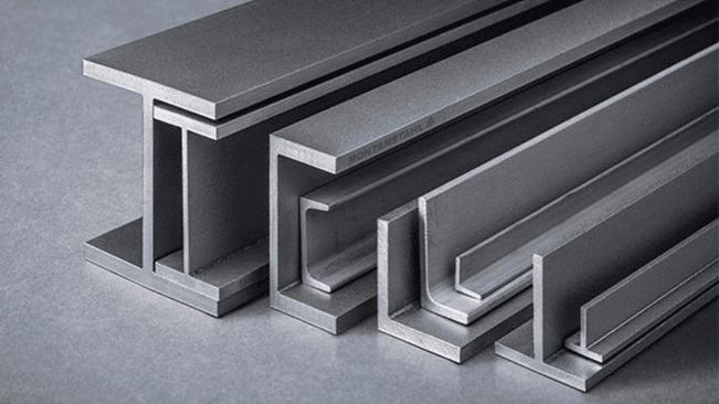 فولاد , مقاطع فولادی , محصولات فولادی
