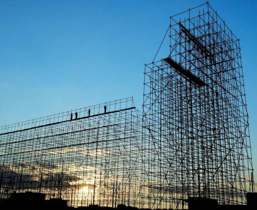 نقش داربست در صنعت ساخت و ساز